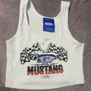 Forever 21 Ford Mustang Tank